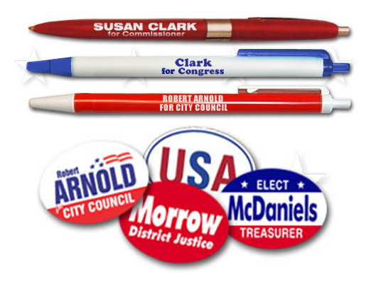 Capitol Promotions Affordable Political Campaign Products & Material