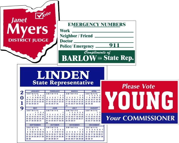 Capitol Promotions Political Campaign Magnets