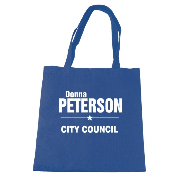 Capitol Promotions Political Campaign Tote Bags